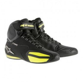 Мотоботы ALPINESTARS FASTER WP SHOES
