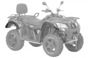 Расширители арок для квадроцикла Baltmotors Jumbo 700