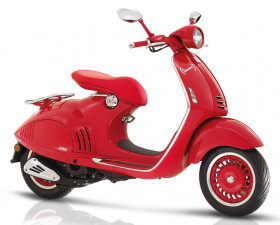 Скутер Vespa 946 125 RED ABS (2019)