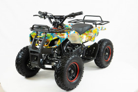 Детский квадроцикл MOTAX ATV Mini Grizlik Х-16 (э/с) Big Wheel
