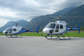 Аренда Airbus Helecopters AS 350B3