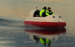 Christy Hovercraft 255l