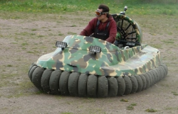 Christy Hovercraft 265li