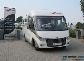 АВТОДОМ CARTHAGO CHIC C-Line I 5.0 Suite (Германия)