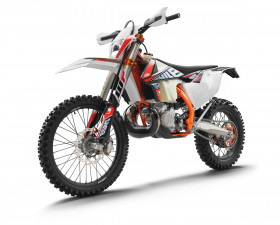 Мотоцикл KTM 300 EXC TPI SIX-DAYS