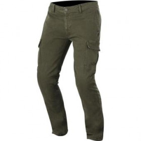 Мотобрюки ALPINESTARS DEEP SOUTH DENIM CARGO