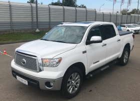 Автомобиль Toyota Tundra II 5.7 AT (381 л.с.) 4WD (2012)