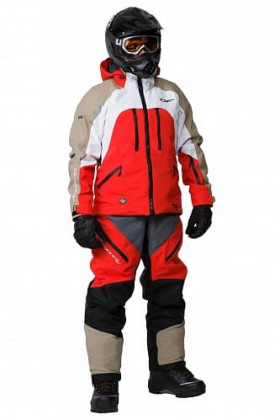 Куртка зимняя DRAGONFLY Sport Red-Brown M