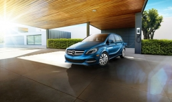 Mercedes B Electric